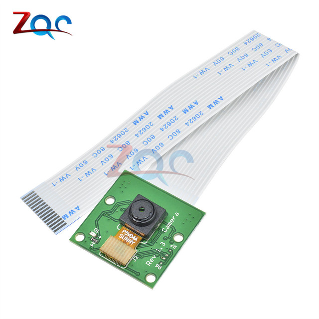 Kamera Modul Board REV 1,3 5MP Webcam Video 1080p 720p Schnelle Für Raspberry Pi 3 OV5647 China Version