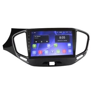 Image 2 - Android 9.1 4G wifi 2din car radio for LADA Vesta Cross sport 2015 2019 car dvd player autoradio car audio stereo radio 2G 32G