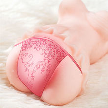 Sex Doll Masturbator Cup Artificial Vagina Real Pussy Big Ass Silicone Male 3D for Men Anal Real Pussy Pure Girl Adult Sex Toy