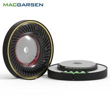 10pcs 40mm altoparlante per cuffie anello in rame HHorn unità per cuffie fai da te per cuffie auricolari Bluetooth Wireless auricolari