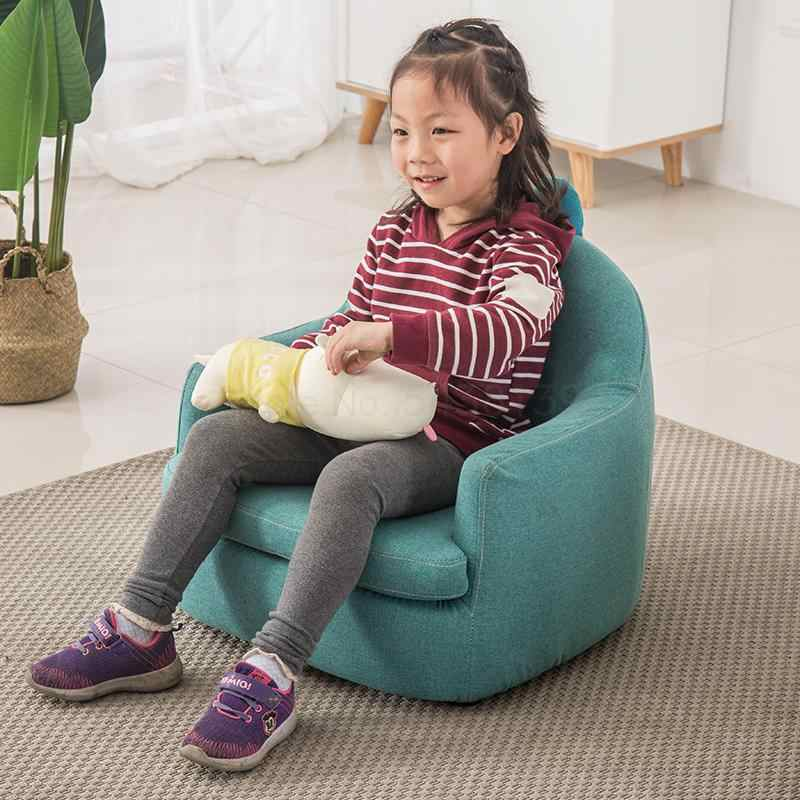Kinder Sofa, Schöne Prinzessin, jungen Einzigen Kleinen Sofa, Cartoon Stuhl, Waschbar, faul Baby Sofa Stuhl