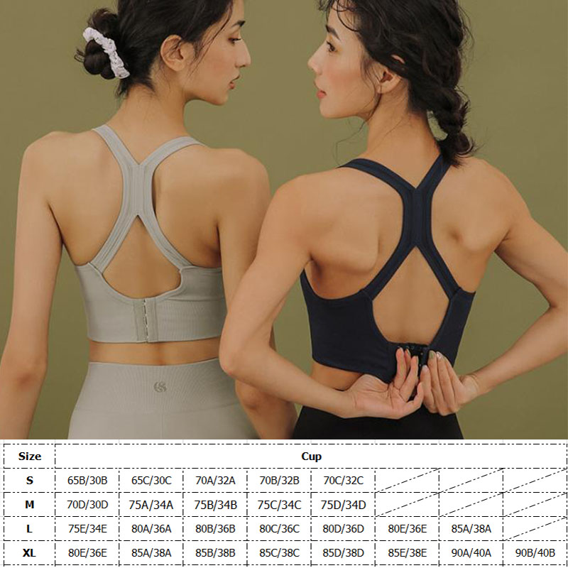 WOMEN CANDY COLOR SHOCKPROOF QUICK DRY SPORTS BRA VEST YOGA TANK TOP STUNNING