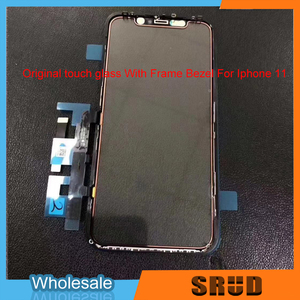 Image 3 - LCD Touch Screen Digitizer Glass Panel For iPhone XR 11 With Frame No OCA