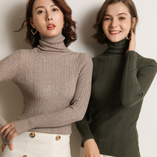 High quality sweater women turtleneck  pullover women  winter  cashmere sweater  solid knit sweater fall fashion sweater sweater funk since 1776 sweater