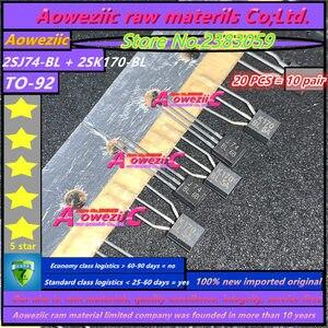 Image 1 - Aoweziic 100% neue importiert original 2SK170 BL 2SJ74 BL 2SK170 BL 2SJ74 2SK170 ZU 92 Audio Abgestimmt Transistor Power Triode