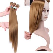 Hair extension Double machine weft bundle
