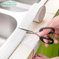 3,2 метров, герметичная лента для кухонной раковины, настенные наклейки, водонепроницаемая самоклеящаяся лента
