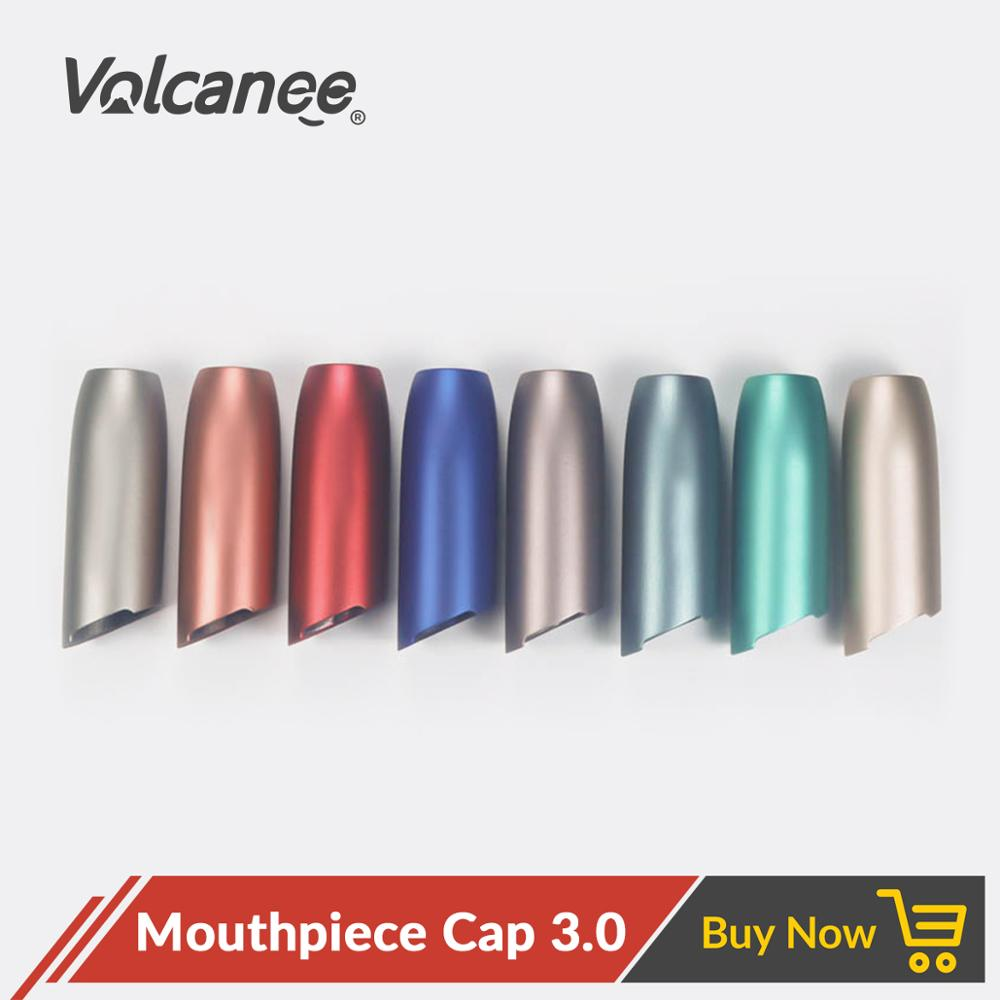 Volcanee Colorful Cap Mouthpiece Shell Case Replacement For IQOS 3.0 Electronic Cigarette Vape Accessories