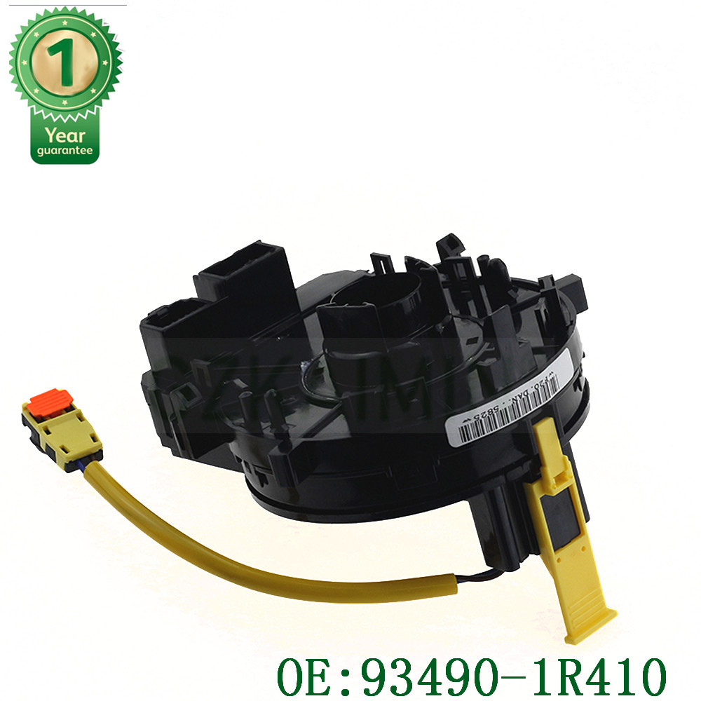 93490 1R410 Genuine OEM Spiral Cable Clock Spring For 2011 2014 HYUNDAI ACCENT S