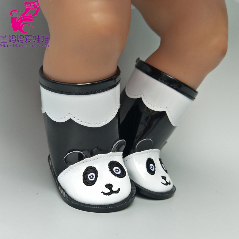 USA Seller Handmade Plush Winter Boots Shoes for 18/'/' American Girl Doll Shoes