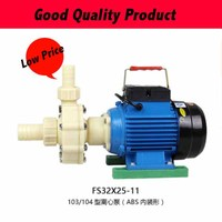 Acid And Alkali Resistant Chemical Pump 750W Self priming Centrifugal Water Pump