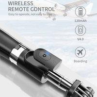 Electop беспроводной bluetooth штатив для селфи складной Штатив Моноподы универсальный для смартфонов для Gopro Спортивная Экшн-камера 4