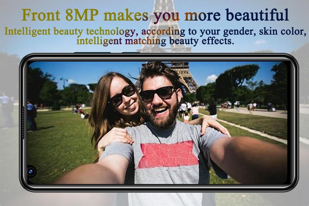 X12-8MP Selfie