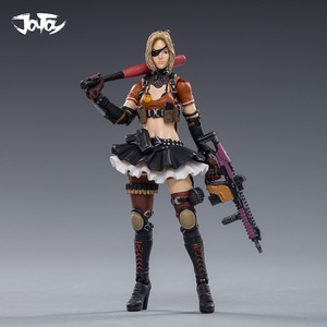 Image 5 - JOYTOY 1/18 CF action figure ZERO and KUI female soldier in game Cross Fire(CF) anime female figures