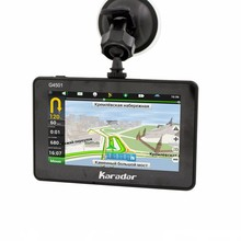 Car-Camera Gps Navigation Gps Car Android Karadar Bluetooth with Fm-Wifi 8G Flash-G-Sensor