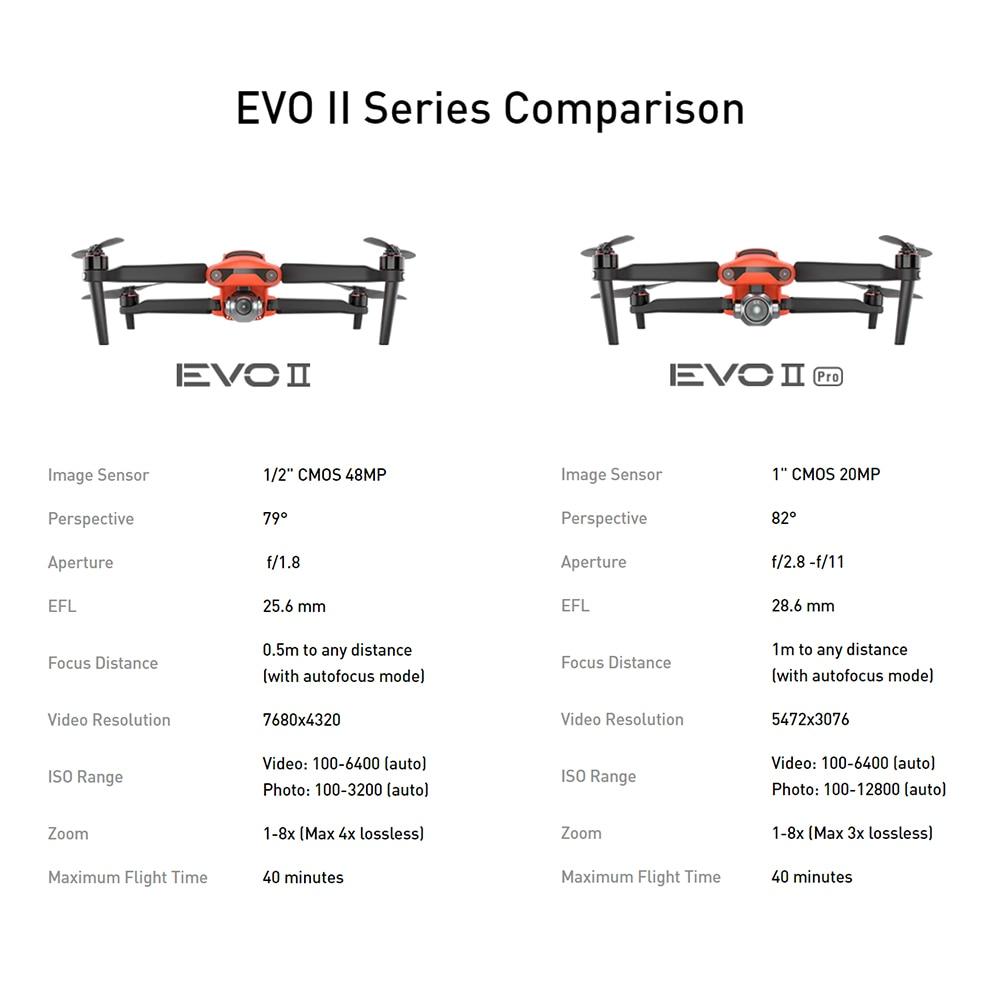 H6afc6cb83e9044199cfbda26d8b49f56U - Autel Robotics EVO 2 II Pro 8K/6K Original RC Drone 4K Ultra HD Camera 60fps 9KM 35 Min Flight Professional Aerial Photography