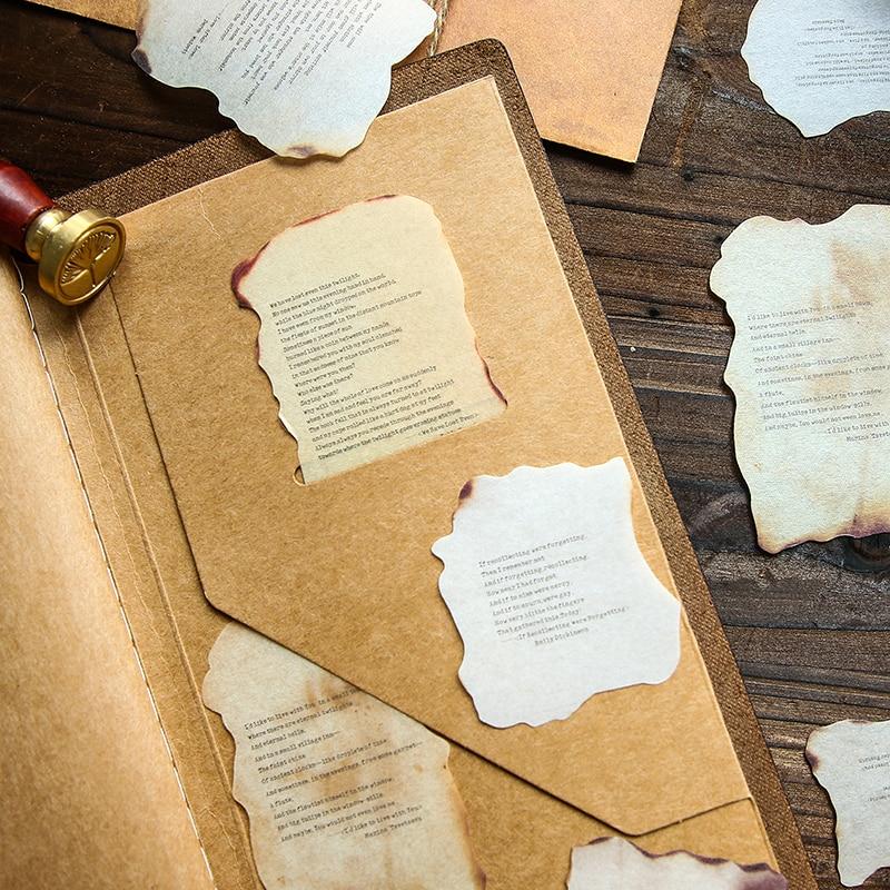 Купить с кэшбэком 40pcs/lot Around The World Bullet Journal Scrapbook Diary Stickers Scrapbooking Paper Craft Diy Flakes Office Supplies