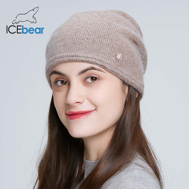 ICEbear 2019 High Quality Women's Hat Fashionable Cap E-MX19104