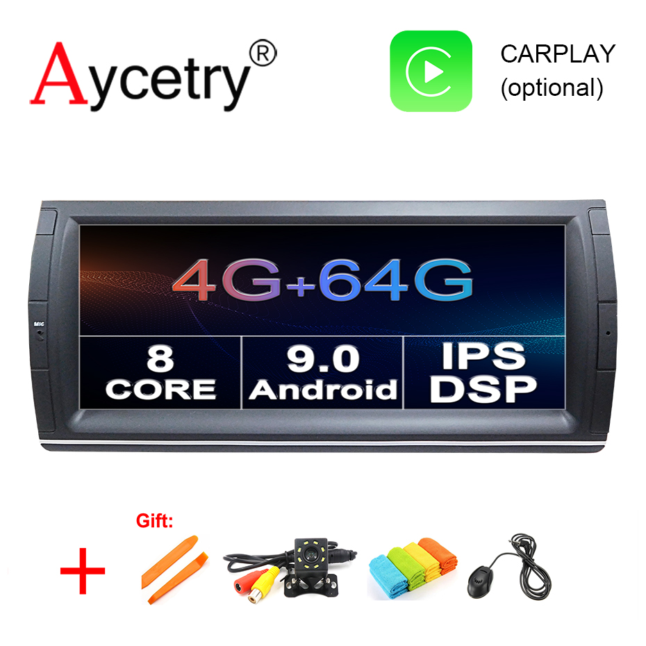 DSP IPS 10 25 8 core 4G RAM 64G Android 9 0 Car Multimedia player dvd