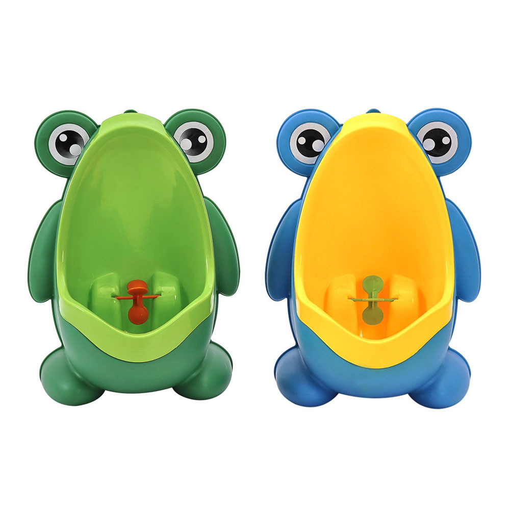 Baby Boy Potty Toilet Training Frog Children Stand Vertical Urinal Boys Penico Pee Infant Toddler Bathroom Wall-Mounted