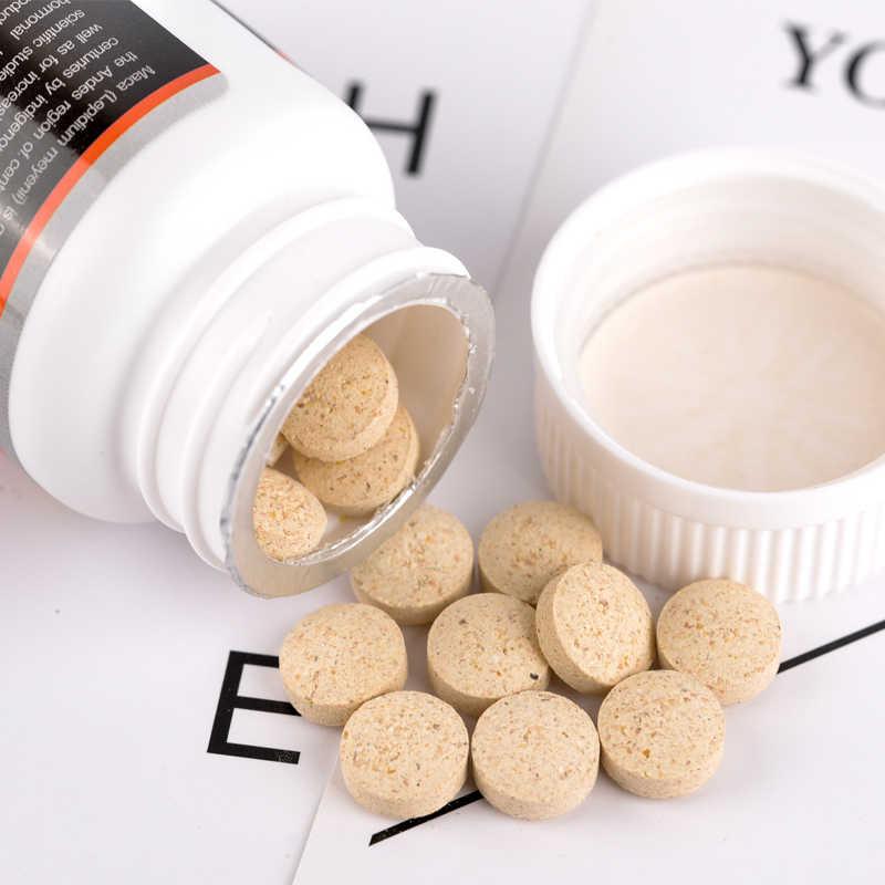 (6 botellas) extractos de Maca negra peruana FiiYoo 100% suplemento natural seguro de mejora sexual para hombres y mujeres