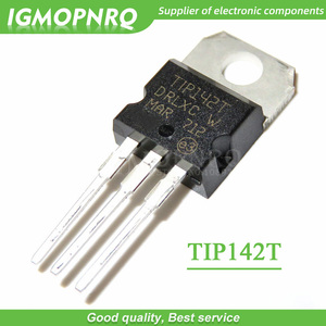 Image 1 - 10 個 TIP142T TIP142 15A/100V ダーリントントランジスタ to 220 NPN 新オリジナル