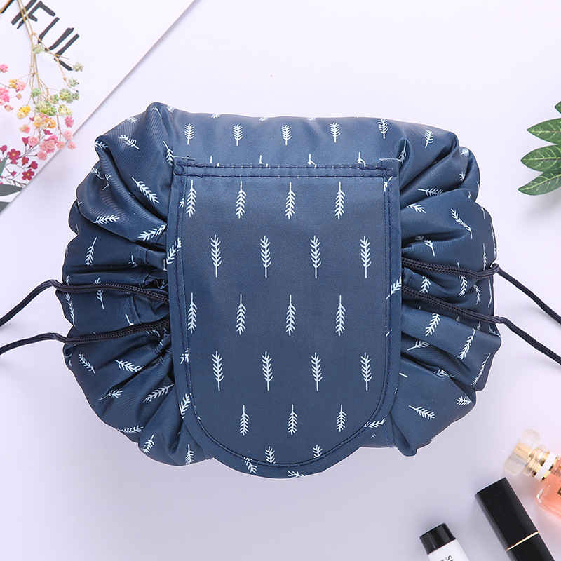 Free Shipping Drawstring Cosmetic Bag For Woman Travel Organizer Makeup Bags Cases Storage Cosmetic Toiletry Bag