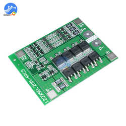 3S 11.1V 12.6V 25A 18650 Li-ion Lithium Battery Charge Protection Board PCB 18650 Power Bank Supply Battery Balancer