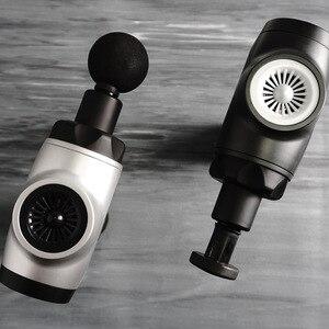 Image 4 - Yeni theragun 24V süper düşük gürültü ve uzun çalışma titreşimli derin terapi vücut/kas masaj tabancası/silah masaj güçlendirici E