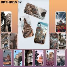 Voor Iphone 11 Case Saint Petersburg Luxe Unieke Ontwerp Telefoon Cover Voor Iphone 11 Pro Xs Max 8 7 6 6S plus X 5 5S Se Xr Cover(China)
