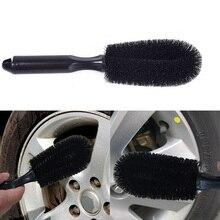 1 шт. щетка для мытья автомобильных шин, инструмент для чистки обода, щетка для автомобиля, грузовика, мотоцикла, велосипеда, авто, щетка, инструмент