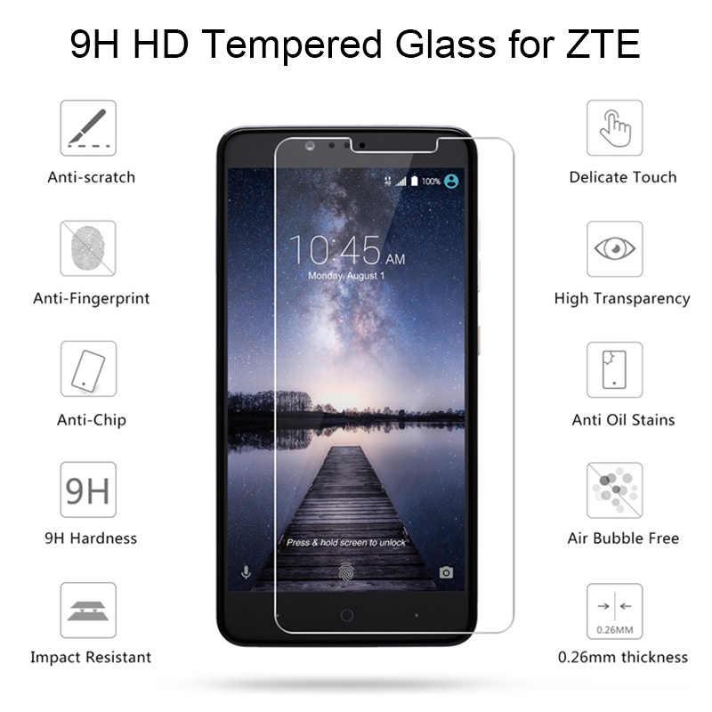 Verre de protection pour ZTE Nubia M2 Lite N2 N3 V18 verre trempé pour ZTE Nubia Z7 Max N1 Mini protecteur d'écran sur Nubia Z9 Mini