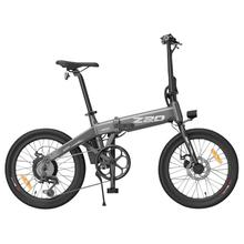 EU inventory HIMO Z20 Electrical Bicycle ebike 80KM Mileage e bike Outside 20 inch Tire 250w DC Mortor 36v Electrical bike For Xiaomi