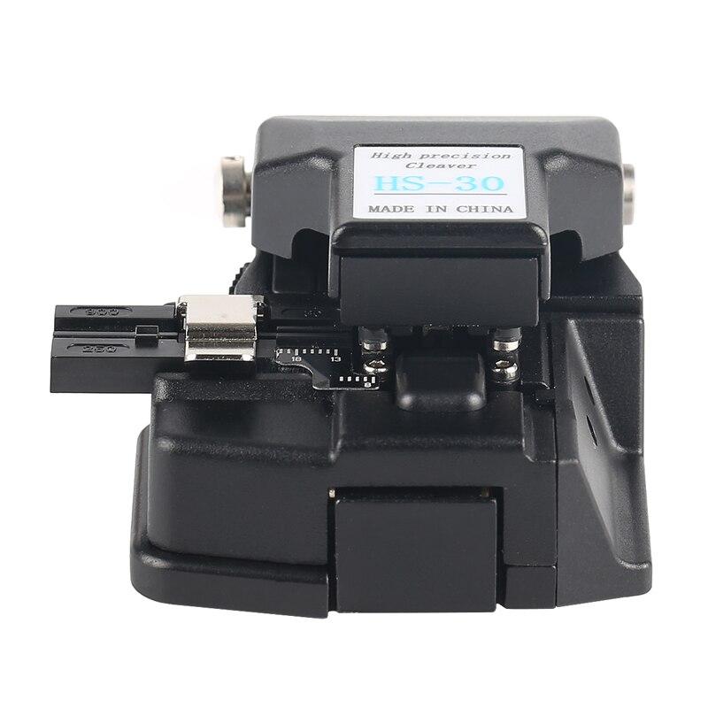 Image 2 - high precision Optical fiber cutter HS 30 optical fiber fusion cleaver Fiber Cleaver Comparable For Fiber Cleaver CT 30-in Fiber Optic Equipments from Cellphones & Telecommunications