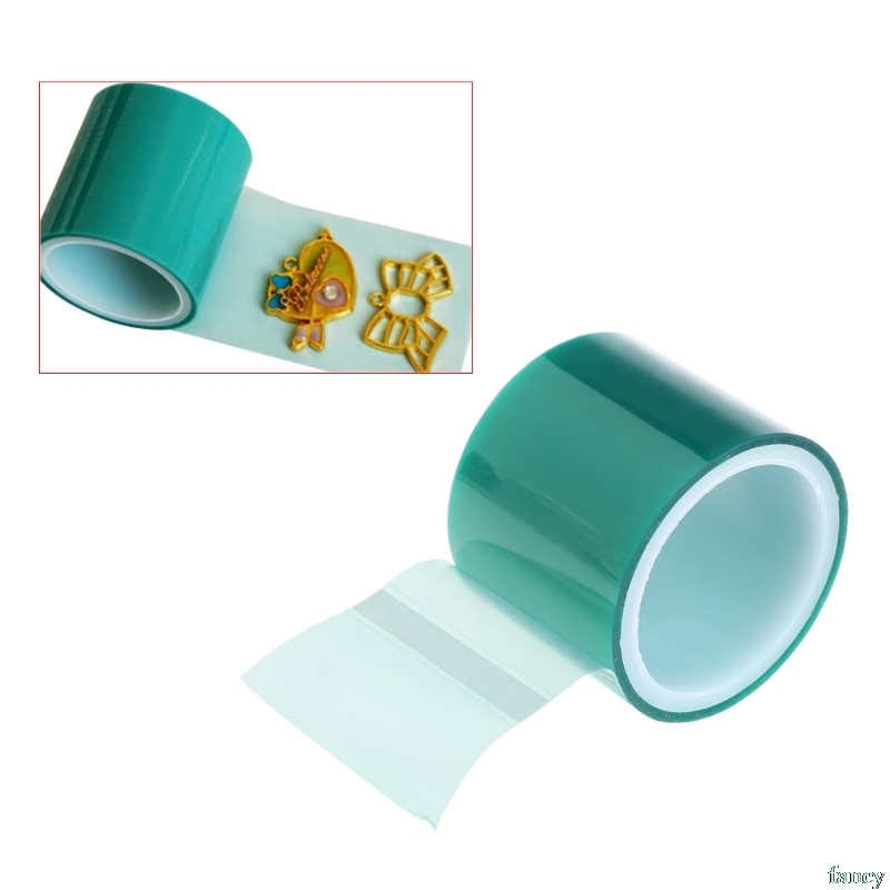 5m Paper Tape For Metal Frame Bottom Jewelry DIY Pendant UV Resin High Adhesive