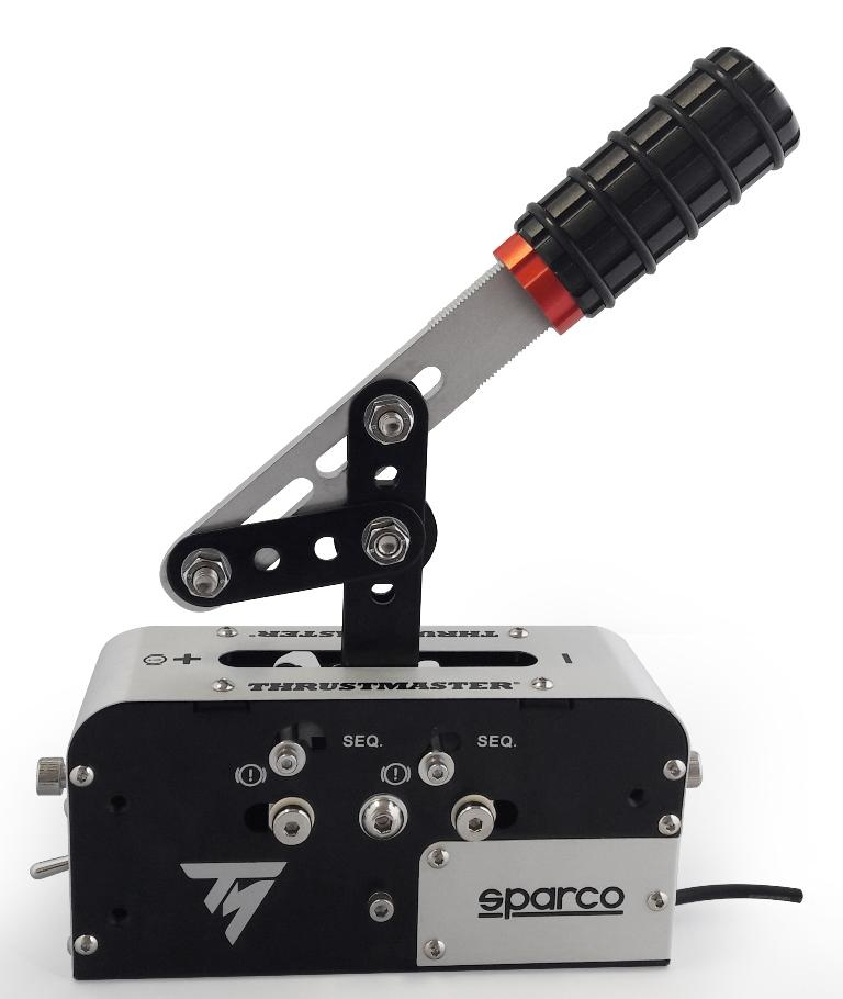 Make For Trustmaster Sparco Series Handbrake PS4 / Xbox / TGT / T300rs/