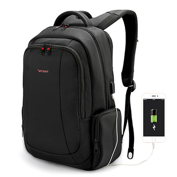 Women men Backpack Anti Theft Nylon 27L Men 15.6 inch Laptop Backpacks School Travel Male Casual Schoolbag