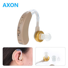 BTE Hearing Aid Ear for Deafness Sound Amplifier Adjustable Hearing Aids Portable Super Ear Hearing Amplifier for the Elderly