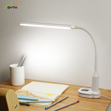 Led Book Light Mini Clip-On Flexible Bright LED Lamp Light Book Reading Lamp For Travel Bedroom Book Reader