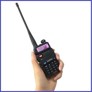 Image 5 - Powerful Walkie Talkie Baofeng UV 5R 8W Portable Amateur Radio Station Dual Band UV 5R Ham CB Radio Transceiver for Hunting 10km