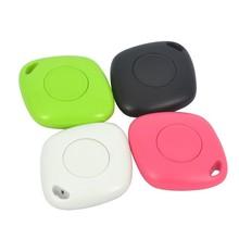 4pcs/lot Mini GPS Locator Smart Tracker Bluetooth Tag Alarm Wallet Pet Child Key Finder цена 2017