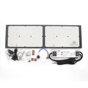 Image 5 - หรี่แสงได้เปิด/ปิดสำหรับCREE XPE IR Quantum Samsung Led Lm301B Board 120W 240W QB288 Grow LightกับMeanwell Driver