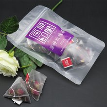 Luoshen розовый чай треугольный пакетик чайный пакетик