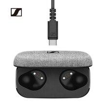 Sennheiser TWS Auricolari Slancio Vero Wireless Cuffie Bluetooth Auricolare Musica HiFi aptX Auricolari Vivavoce Per Il Telefono Astuto