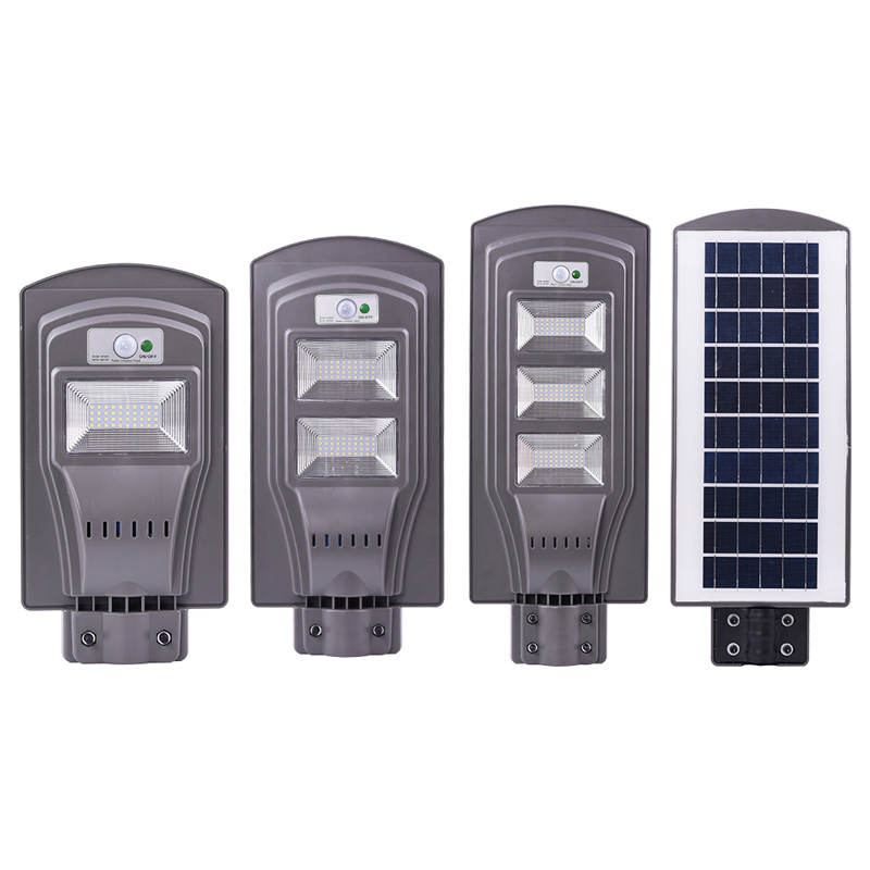 20/40/60W Outdoor LED Wall Lamp IP65 Solar Street Light  Radar Motion+Intelligent Light Control  for Solar Sensor Flood Lamp