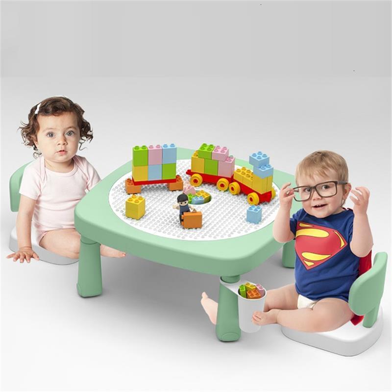 Per Bambini And Chair Children Stolik Dla Dzieci Mesa De Plastico Game Kindergarten Bureau Study Table Enfant Kinder Kids Desk
