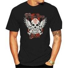 Três Dias Graça Ajustepreto algodão Tmarca 2021 t-shirt Dos Homens 1992 Magro roupas Topos