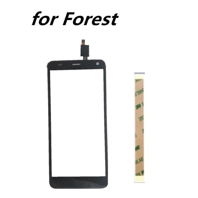 5.0 นิ้ว Touch Screen สำหรับ Vertex Impress ป่า PANEL กระจก Touch Screen Digitizer สำหรับ Vertex Impress Forest โทรศัพท์มือถือ