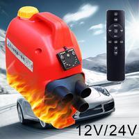24V 12V 2000 5000W Car Air Parking Heater 4 Speed Adjustable Constant Temperature Household Car Big Cargo Car Diesel Heater