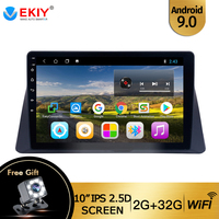 EKIY 9'' Car Radio For Honda Accord 2008 2009 2010 2013 Android 9.0 Car Multimedia Player GPS Navigation IPS 2 DIN DVD Player